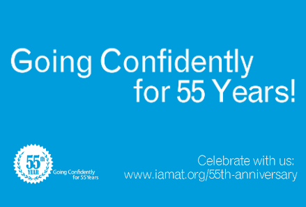 Going Confidently for 55 Years!