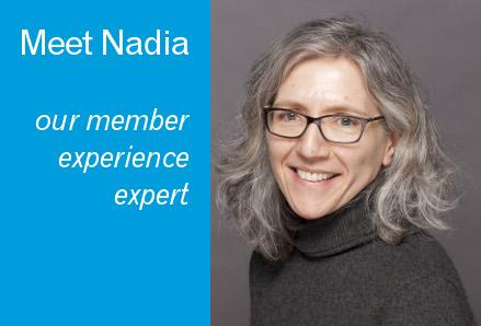 Nadia IAMAT member services