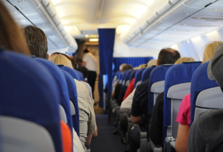 prevent DVT on airplanes