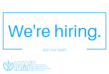 Join our team: Communications and Donor Development Specialist