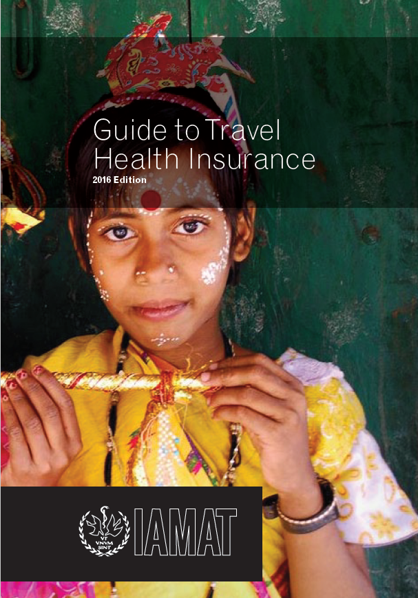 Cover of IAMAT's Guide to Travel Health Insurance