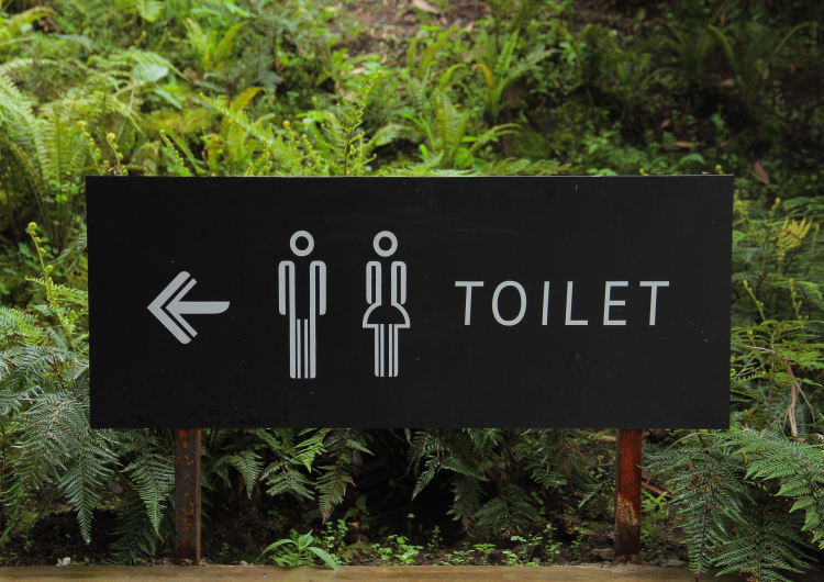 The perfect bathroom read: Tips on managing Travellers' Diarrhea