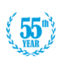 55th Year - Going Confidently for 55 years